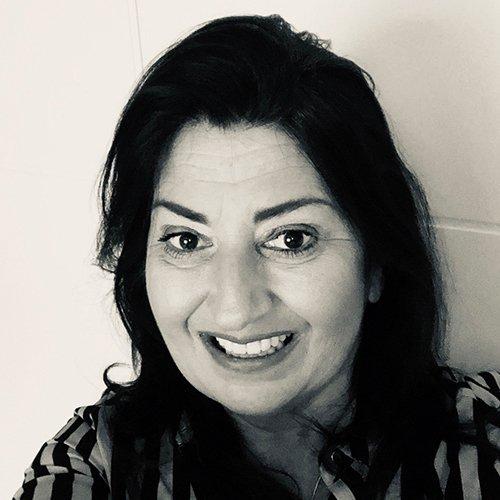 Debbie Claxton London office