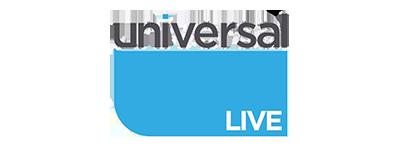 Universal Live logo