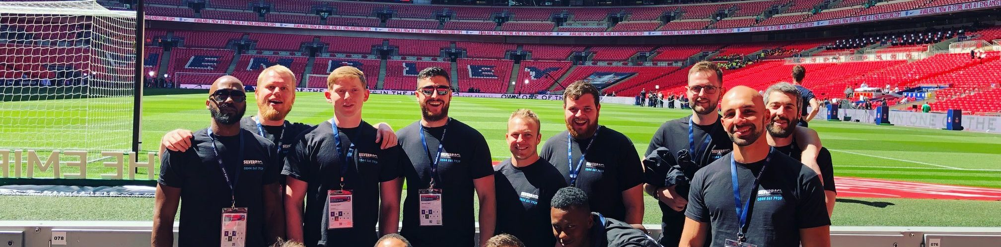 Looking for a career in the events industry? Silverback is hiring!